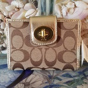 NWT Coach wallet